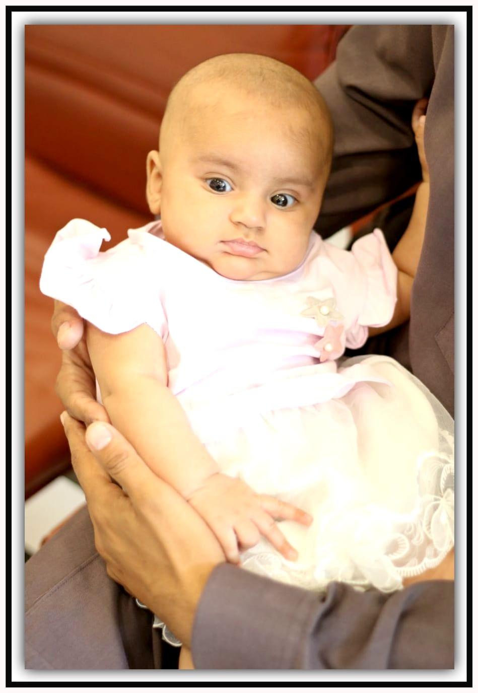 ICSI Positive Patient Baby