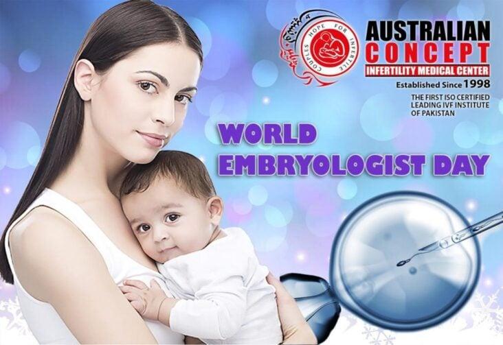 Celebrations of Embryologist day