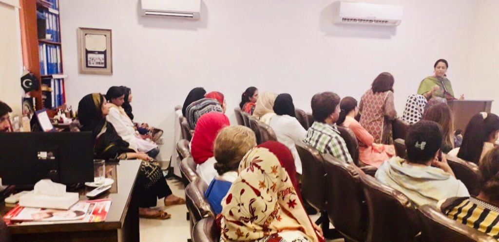 One Day Symposium on Sub-Fertility at ACIMC Karachi