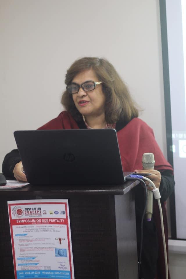 One Day Symposium on Sub-Fertility at ACIMC Islamabad