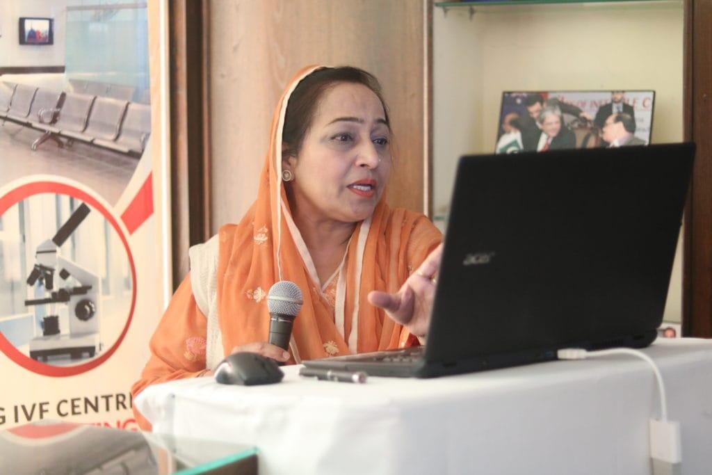 One Day Symposium on Sub-Fertility at ACIMC Faisalabad